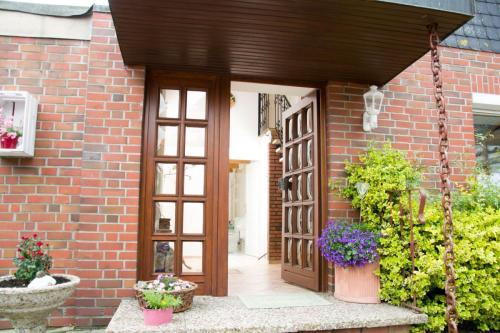Eingang Hus Annegret Drochtersen