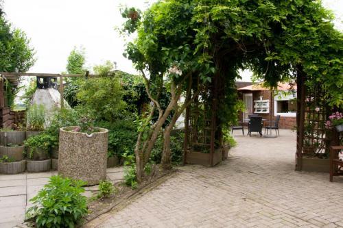 Eingangsbereich  Hus Annegret Drochtersen