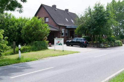 Straßenansicht  Hus Annegret Drochtersen